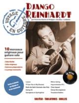 Voyage en Guitare - Django Reinhardt - Partition - laflutedepan.com