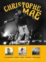Songbook Christophe Maé Partition laflutedepan.com
