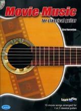 Movie Music for Classical Guitar - Partition - laflutedepan.com