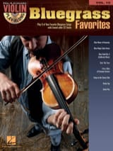 Violon Play-Along Volume 10 - Bluegrass Favorites laflutedepan.com