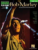 Bob Marley - Drum play-along volume 25 - Bob Marley - Partition - di-arezzo.fr