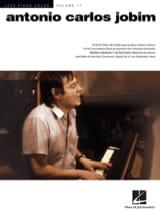 Antonio Carlos Jobim - Jazz Piano Solos Volume 17 - Antonio Carlos Jobim - Partition - di-arezzo.fr