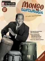 Jazz play-along volume 61 Mongo Santamaria Partition laflutedepan