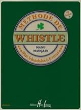 Manu Maugain - Whistle Method - Sheet Music - di-arezzo.co.uk