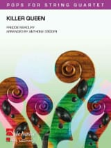 Queen - Killer Queen - Pops for String Quartet - Sheet Music - di-arezzo.com