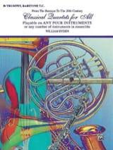 Classical Quartets for All Partition Trompette - laflutedepan.com