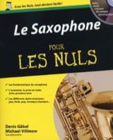 Le Saxophone pour les Nuls Livre Saxophone - laflutedepan.com