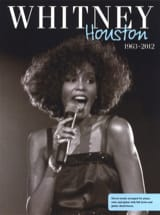 Whitney Houston - Whitney Houston 1963-2012 - Sheet Music - di-arezzo.com