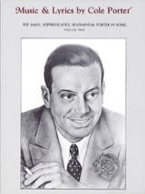 Cole Porter - Music Lyrics by Cole Porter Volume 2 - Sheet Music - di-arezzo.co.uk