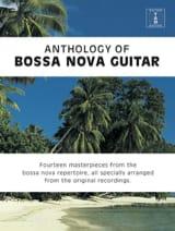 Anthology of Bossa Nova Guitar Partition laflutedepan.com