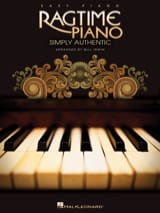 Ragtime piano - Simply authentic Partition Jazz - laflutedepan.com