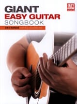 Giant Easy Guitar Songbook Partition laflutedepan.com