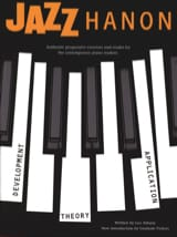 Jazz Hanon Revised Edition Leo Alfassy Partition laflutedepan.com
