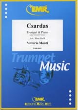 Csardas (easy version in F minor) - Vittorio Monti - laflutedepan.com