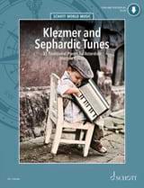 Klezmer and Sephardic Tunes Merima Kljuco Partition laflutedepan.com