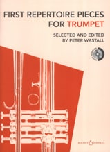 First Repertoire Pieces For Trumpet Partition laflutedepan.com