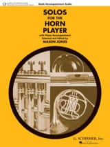 Solo For the Horn Player Partition Cor - laflutedepan.com