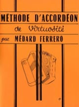 Médard Ferrero - Virtuoso Accordion Method - Orange - Sheet Music - di-arezzo.com