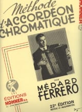 Médard Ferrero - Chromatic Accordion Method - Yellow - Sheet Music - di-arezzo.co.uk