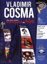 Vladimir Cosma - His Most Beautiful Soundtracks - Sheet Music - di-arezzo.co.uk