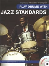 Play Drums With Jazz Standards Partition Batterie - laflutedepan.com