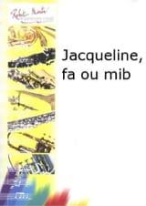 André Ameller - Jacqueline - Partition - di-arezzo.fr