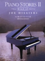 Joe Hisaishi - Piano Stories 2 - The Wind Of Life - Original Edition - Sheet Music - di-arezzo.com