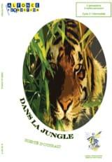 Dans la Jungle René Potrat Partition laflutedepan.com