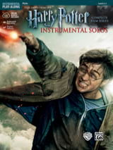 Harry Potter - Instrumental solos laflutedepan.com