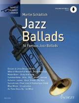 Jazz ballads Partition Trompette - laflutedepan.com