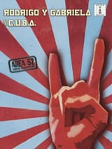 Rodrigo Y Gabriela - Area 52 - Sheet Music - di-arezzo.co.uk