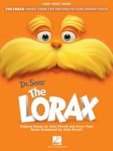 The Lorax - Paul Cinco / Powell John - Partition - laflutedepan.com