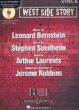 West side story - Instrumental play-along laflutedepan.com
