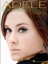 Adele for piano solo Adele Partition laflutedepan.com