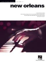 Jazz piano solos volume 21 - New Orleans Partition laflutedepan.com