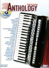 Anthology volume 1 Partition Accordéon - laflutedepan.com