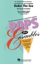 Under the sea (Disney la Petite Sirène) - Pops for ensembles laflutedepan.com