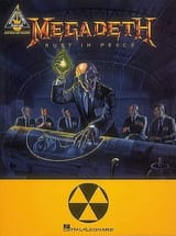 Rust in Peace Megadeth Partition laflutedepan.com