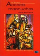 Accords manouches - Gypsy jazz chords - laflutedepan.com
