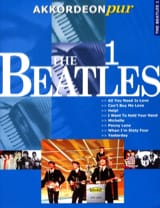 BEATLES - Akkordeon Pure - The Beatles 1 - Sheet Music - di-arezzo.co.uk