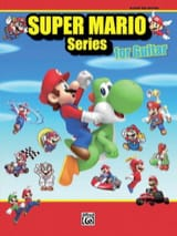 Musique de Jeux Vidéo - Super Mario Series for Guitar - Sheet Music - di-arezzo.co.uk
