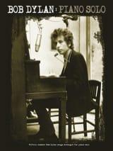 Bob Dylan - Bob Dylan - Solo Piano - Sheet Music - di-arezzo.co.uk