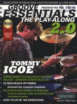 Groove Essentials 2.0 - The Play-Along Tommy Igoe laflutedepan.com