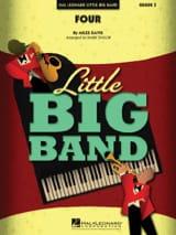 Four - Little big band series Miles Davis Partition laflutedepan