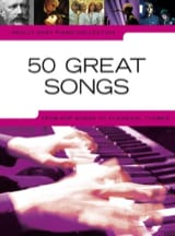Really easy piano collection - 50 Great songs laflutedepan.com