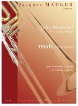Thaïs méditation - Jules Massenet - Partition - laflutedepan.com