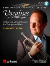 Vocalises - 20 Selected melodic studies laflutedepan.com