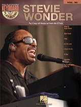 Stevie Wonder - Keyboard Play-Along volume 20 - Stevie Wonder - Partition - di-arezzo.fr