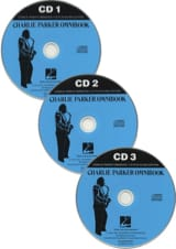 CD Play-along edition - Charlie Parker Omnibook avec 3 CDs laflutedepan.com