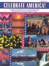 Martha Mier - Celebrate America! Book 2 - Partition - di-arezzo.fr
